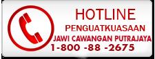 Hotline Penguatkuasaan Putrajaya - 1800 88 2675